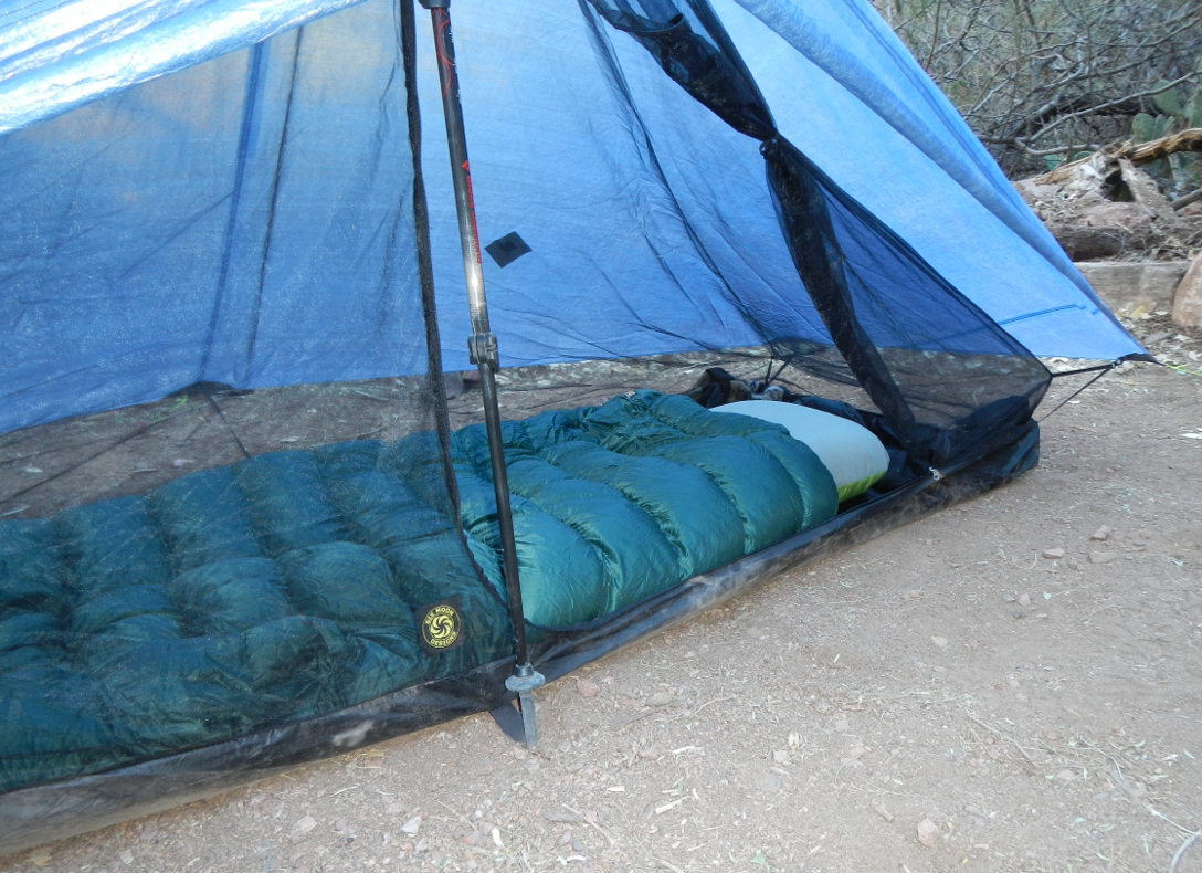 Zpacks Hexamid Solo Tarp Amp Six Moon Designs Serenity