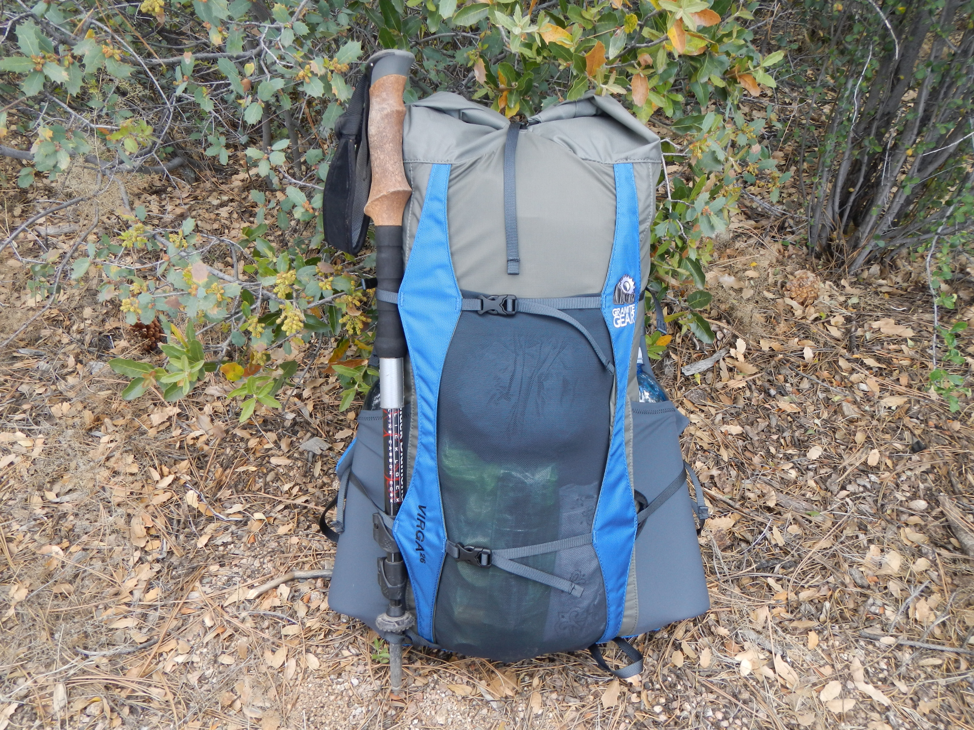 granite gear virga 26 ul gear blog